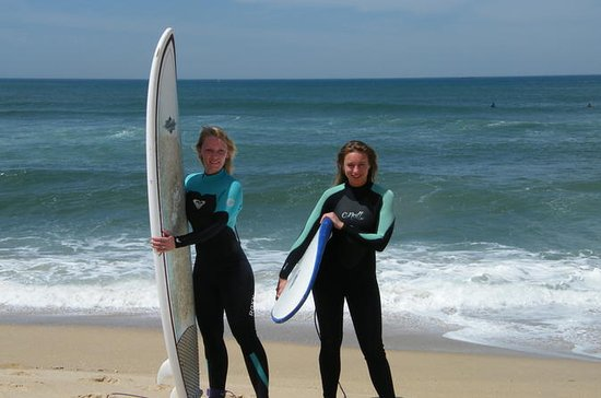 Private Surf Lesson for Two on...