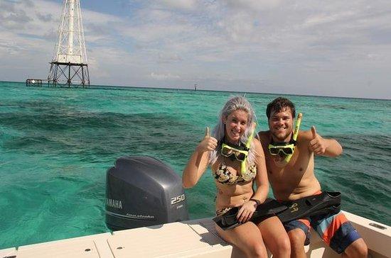 Eco-Adventure and Snorkel Cruise