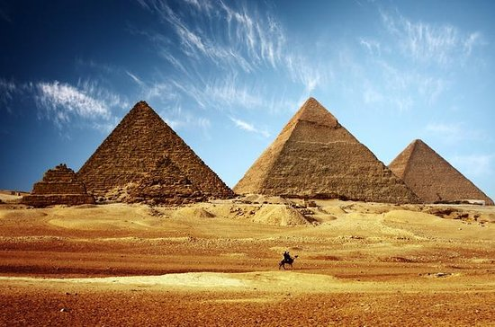 Overnight Trip to Cairo and Luxor by...
