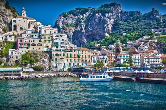 Amalfi Coast with Sorrento, Positano...