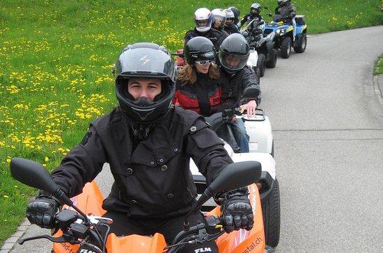 Excursion en quad à Zurich le samedi
