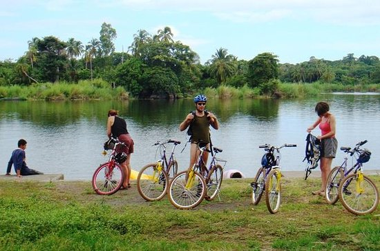 4-timers tur til Granada med sykkel