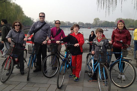 Guided Cycling Tour of Beijing