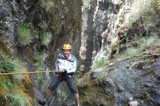 Paso Tlahuica Canyoning Tour