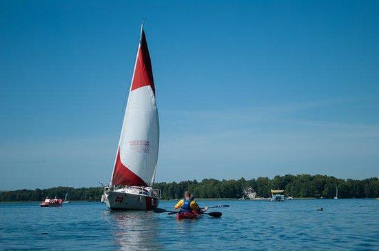 Half-Day Scenic Kayak Tour in Trakai...