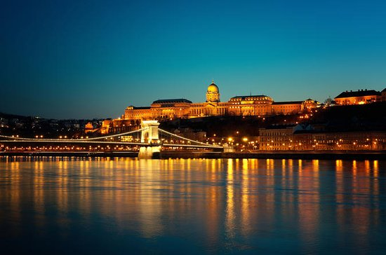 Budapest Evening Sightseeing Cruise