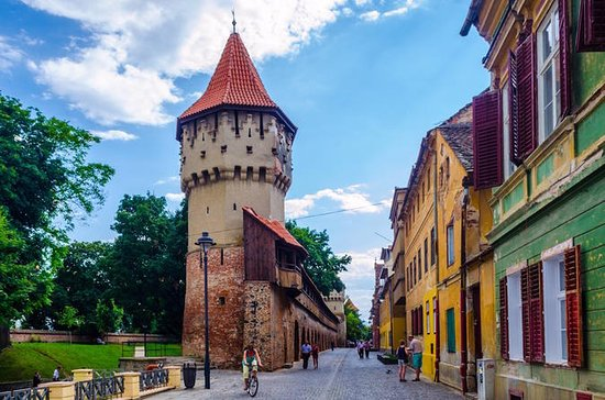 Day Trip to Sibiu Transylvania from...