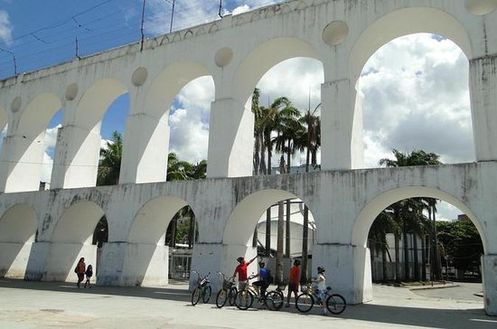 Fahrradtour von Lapa Red Beach Urca...