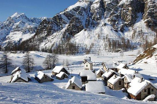Tour a pie por Alpe Devero desde Arona