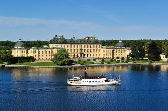Estocolmo para Drottningholm...