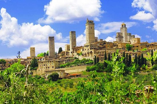 Full-Day San Gimignano Siena and ...