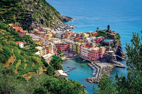 Full-Day Tour at the Cinque Terre ...