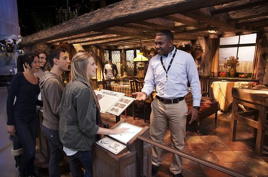 Warner Bros Studio Tour London – The...