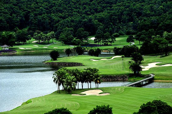Round of Golf at Chi Linh Star Golf and Country Club in Hanoi...