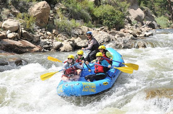 Browns Canyon Whitewater Rafting...