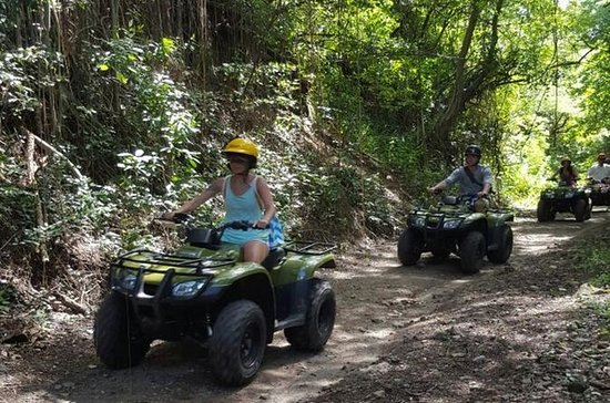 St. Kitts ATV Excursion