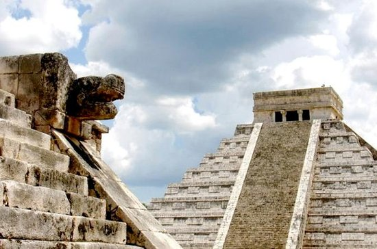 Chichen Itza Deluxe Tour from Cancun...