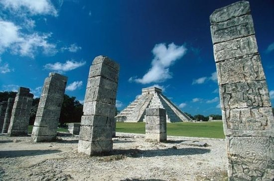 Chichen Itza Tour from Merida with Drop ...