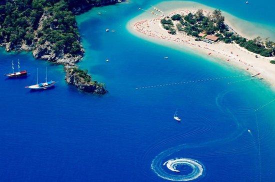 7日間のトルコツアー:イスタンブールの賑やかな観光ツアーとフェティエからのリ…