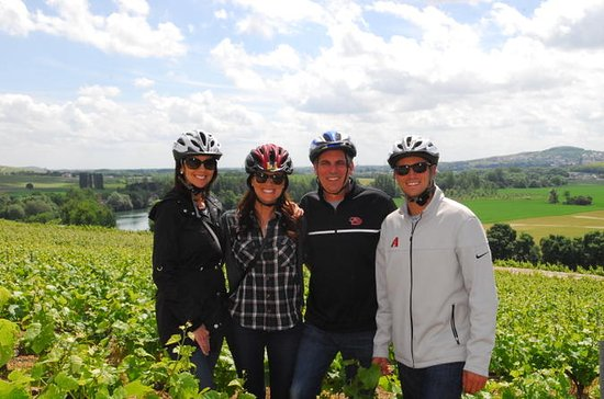 The Champagne Region Bike Tour from ...