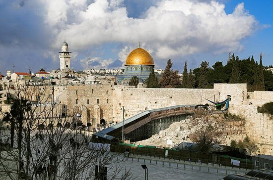 Jerusalem and Bethlehem Tour from