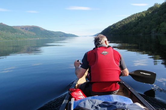 Loch Ness Canoe Tour from Fort