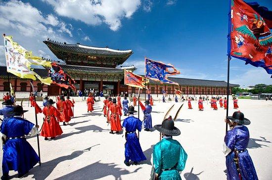 Excursión de medio día por la mañana de Seúl al templo de Jogye, al...