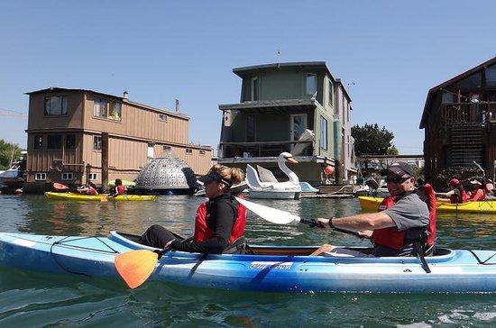 San Francisco Familien-Kajak-Ausflug