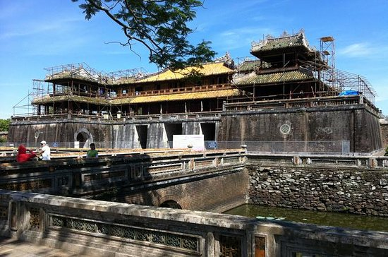 Private City Tour in Hue Including...