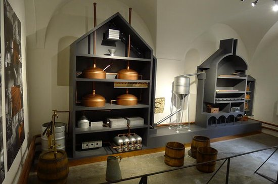 Prague's Czech Beer Museum...