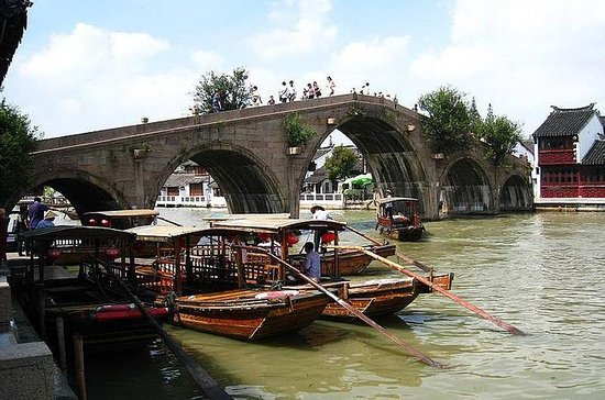 A Half Day Trip To Zhujiajiao from...