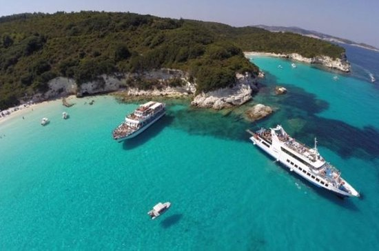 All Day Cruise - Paxos and Antipaxos...
