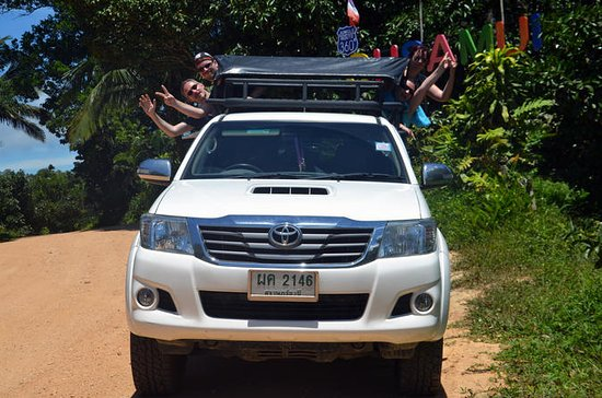 Private 4x4 off Road Samui Island...