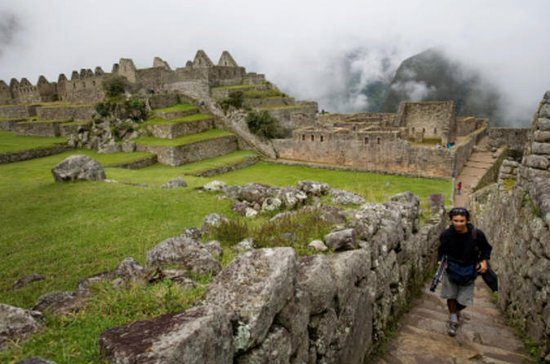 The Inca Trail: 4-Day Trek to Machu ...