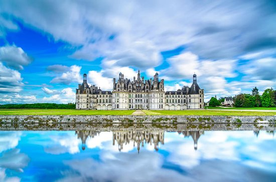 Loire Valley Full-Day Private Guided...