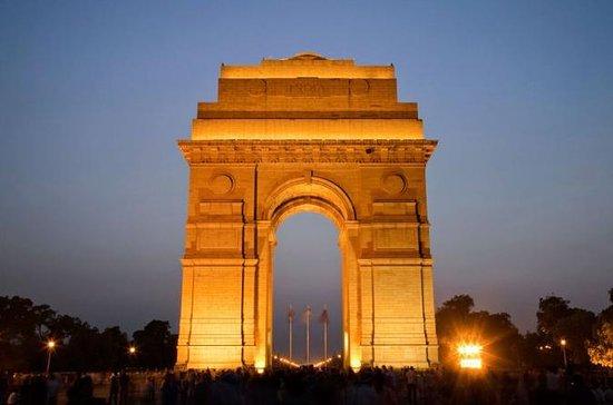 Tour privato di 4 notti a Delhi, Agra
