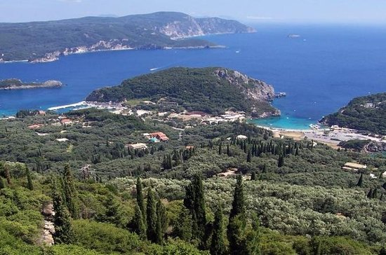 Corfu Sightseeing: Private Shore...