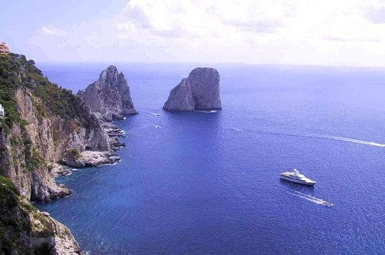 Capri Island Tour and Grottos from...