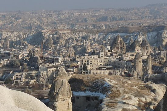 ATV Tour in Cappadocia's Valleys