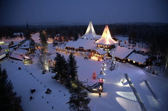 Visit to Santa Claus Village and...