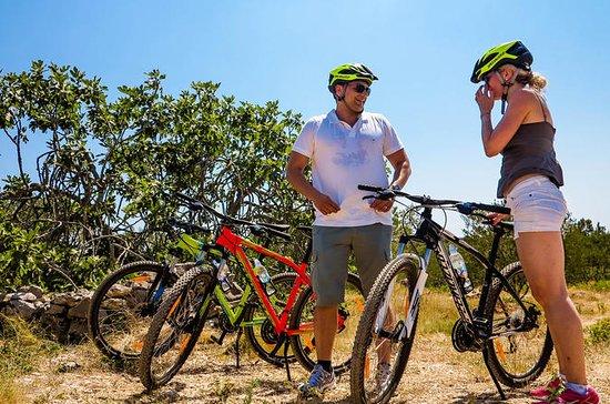 Île de Solta: Tour en vélo sans guide...