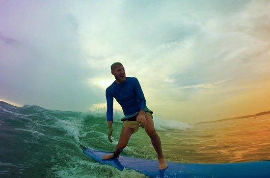 Beginner Surfing Lesson in Bali