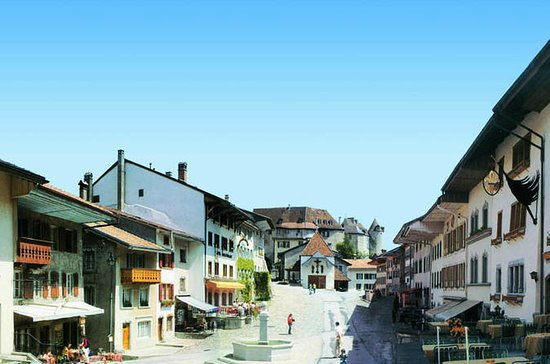 Gruyeres Gold Day Tour from Lausanne: Chocolate, Cheese, Wine and...