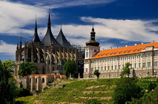 Halbtagesausflug nach Kutná Hora ab Prag inklusive Ossariumsbesuch