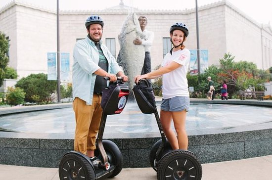 Chicago Abend Express Segway Tour