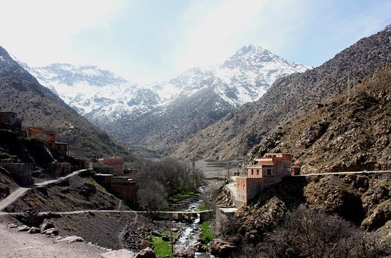 3-Day Private High Atlas Mountains...