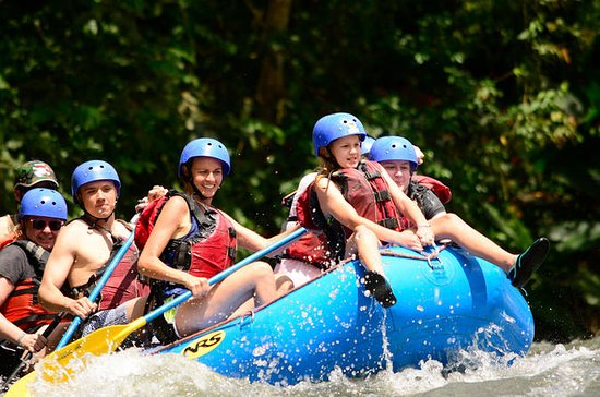 Class II-III Rafting and Chocolate...