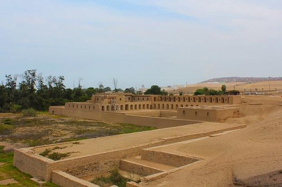 Half-Day Tour to Pachacamac...