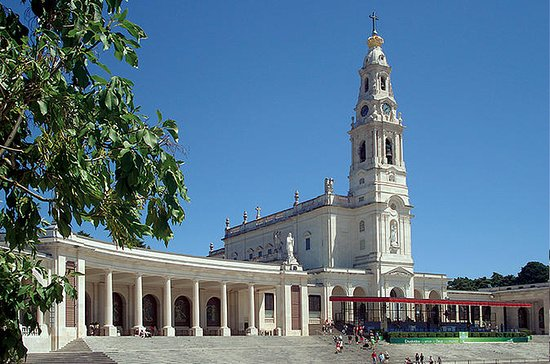 Privat Full-Day Fatima Tour fra Lisboa