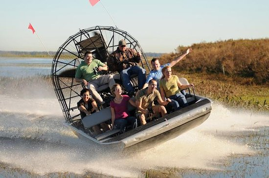 Everglades Airboat Adventure with...